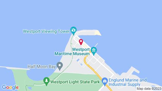 Westport Inn Map