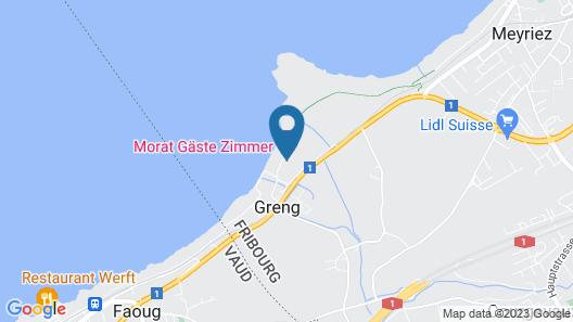 Morat Gäste Zimmer Map