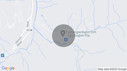 Ferienhaus für 8 Gäste mit 150m² in Glarus Süd Map