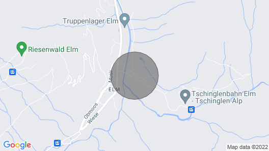 Apartment Untertal in Elm - 7 persons, 3 bedrooms Map
