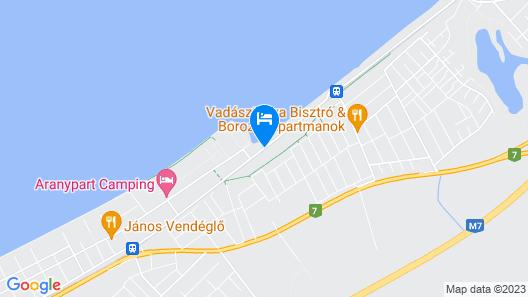 Royal Mediterran Hotel Map