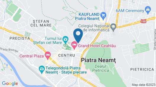 Atlas Aparthotel Map