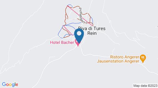 Berghotel Alpenrast Map
