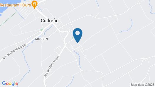 Maison d'hôte Bleu Map