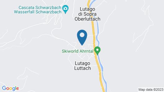 Hotel Schwarzbachhof Map