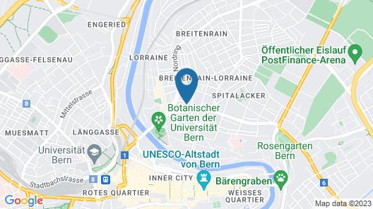Hotel Marthahaus Map