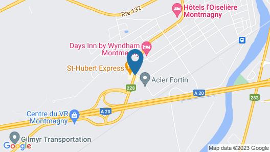 Econo Lodge Montmagny (4128778) Map