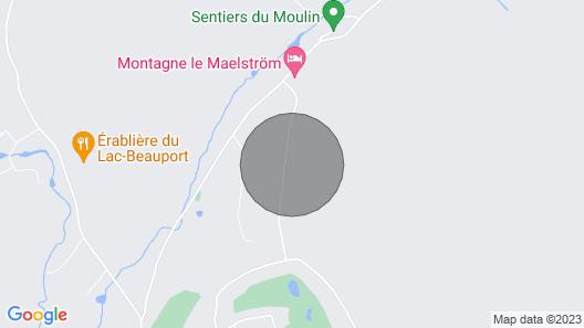 Le Cliffno46 - Miradors Map