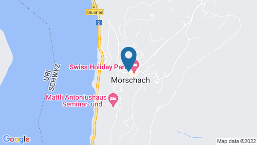 Swiss Holiday Park Resort Map