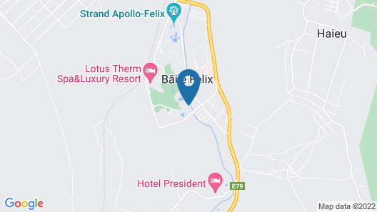 International Baile Felix Map