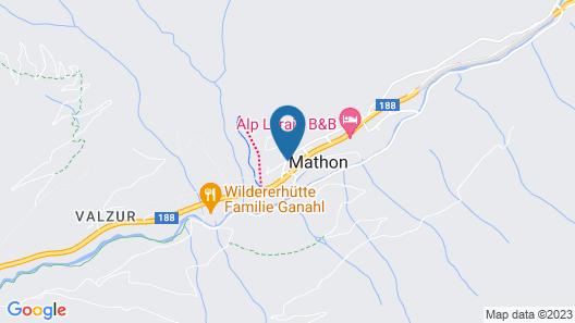 Apart Fliana Map