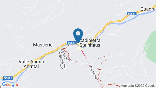 AMONTI Wellnessresort Map