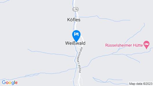 Sport & Vital Hotel Seppl Map