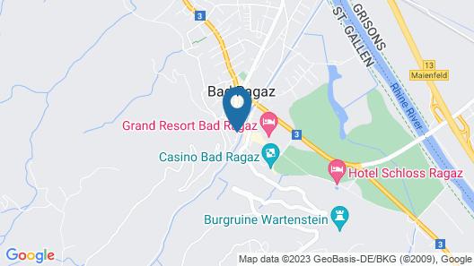 Esos Hotel Quelle Map