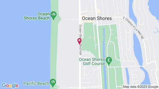 The Polynesian Resort Map