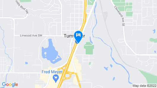 La Quinta Inn & Suites by Wyndham Tumwater - Olympia Map