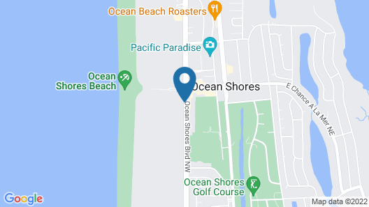 BayVue Hotel, Resort and Suites Map
