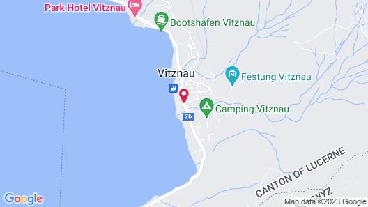 Hotel Vitznauerhof Map