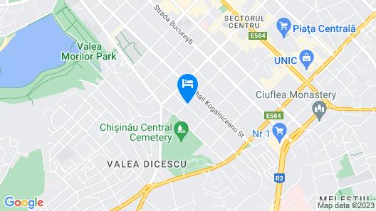 Bernardazzi Grand Hotel & SPA Map