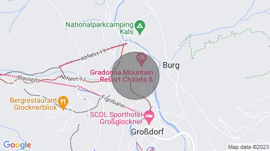 Vacation Home Gradonna Mountain Resort in Kals am Großglockner - 8 Persons, 4 Bedrooms Map
