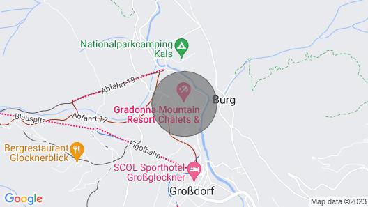 Chalet Klassik Map