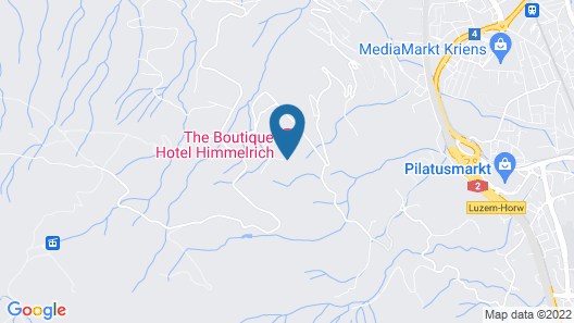 Himmelrich Hotel Map