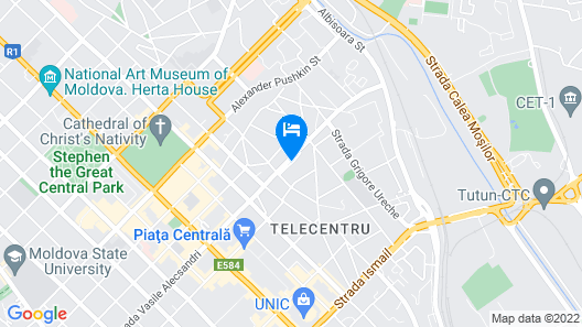 Your Hostel Map