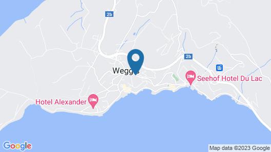 Hotel Alpenblick Map