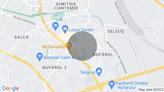 Michael's Apartment ! Map