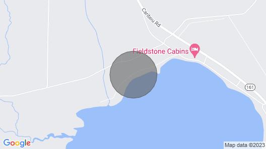Camp For Rent Madawaska Lake Stockholm Maine (aroostook County Map