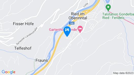 Aktivhotel Truyenhof Map