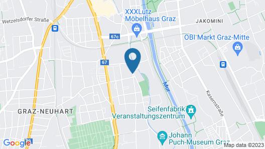 SchlossbergView - Apartment Map