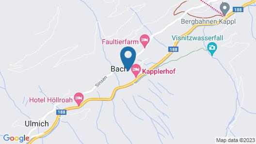 Garni Petter Map