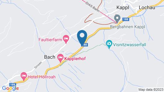 Kappl Apart Map