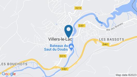 Le France Map
