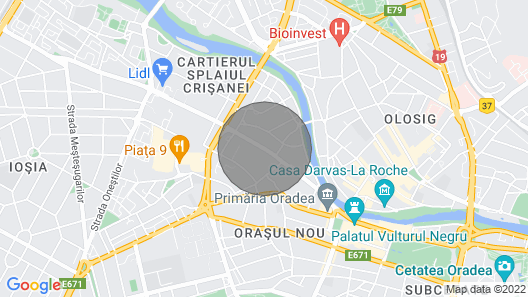 Apartment in the Centre if the City ,new Modern Map