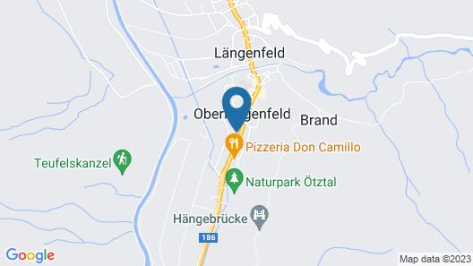 Hotel Rita Map