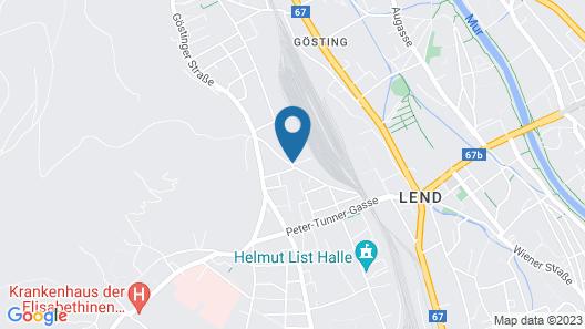 Gasthof Bokan Map