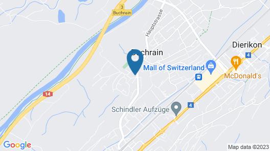 Hotel Zur Trotte Map