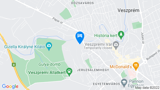 Villa Medici Hotel Restaurant Map