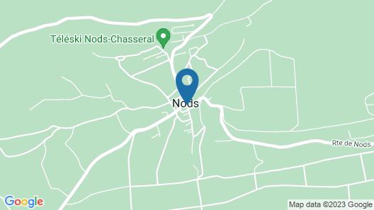 Cheval-Blanc Map