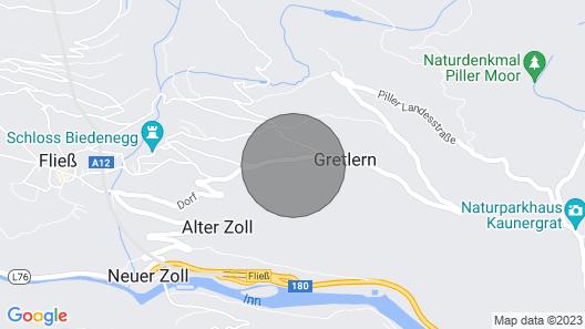 Apartment Aileen in Region Tirol West/fliess/landeck - 5 Persons, 1 Bedrooms Map