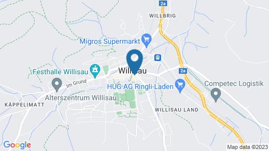 Gasthof zum Mohren Map