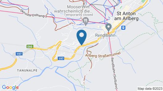 Lux Alpinae Map