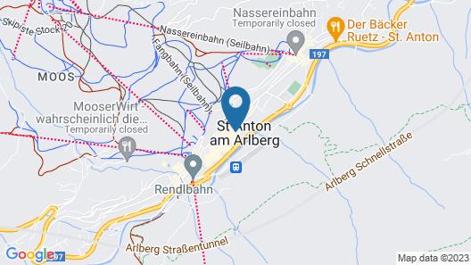 Himmlhof Map