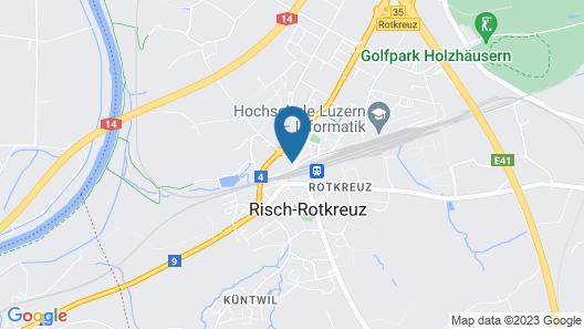 Hotel Bauernhof Map