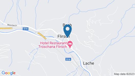 Haus Dorfschmied Map
