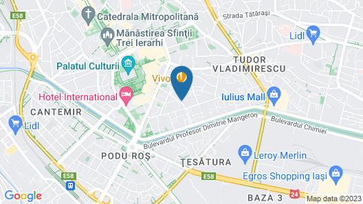 Alexys Residence 11 Map