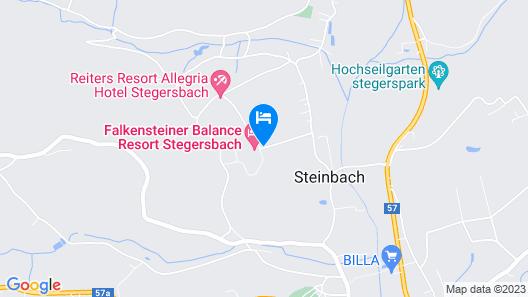 Falkensteiner Balance Resort Stegersbach Map