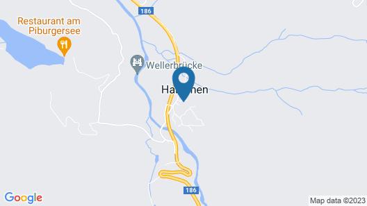 Hotel Habicher Hof Map